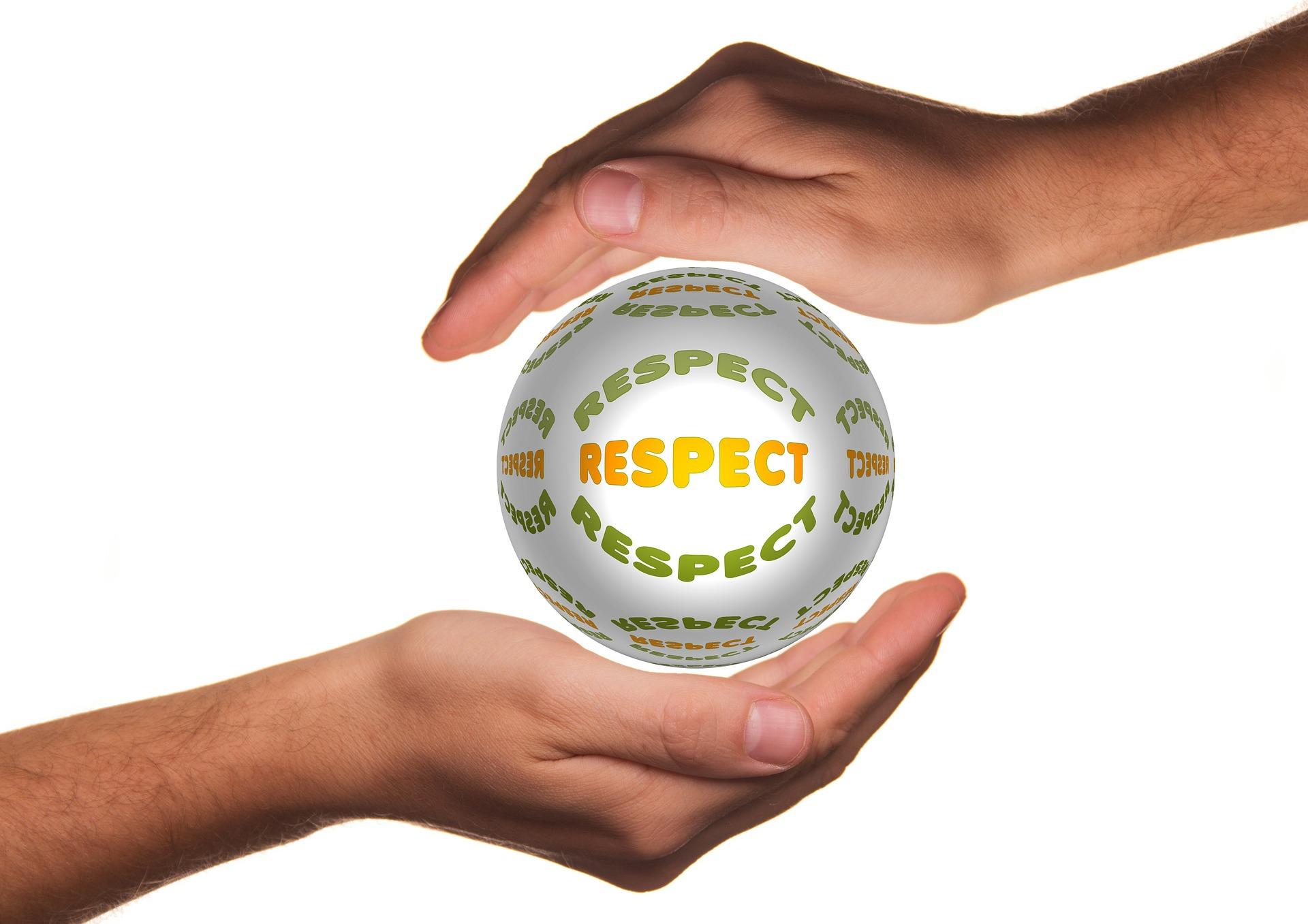 tegeződés, tisztelet, szövegneked